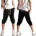 Hombres Nuevos Modelos de Moda cool Casual Pantalones Cosechados Hot Specials Salvajes Hombres joggers pantalones Impresos Pantalones pantalones cargo
