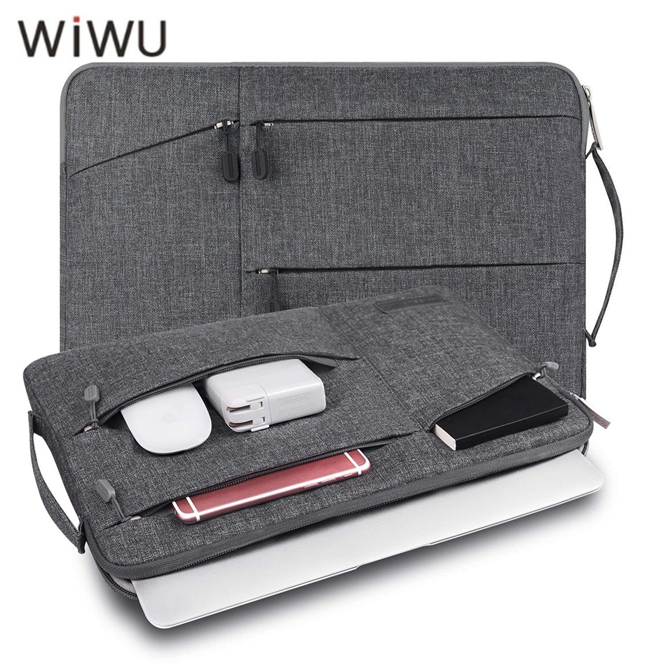 Gearmax 11 12 13 14 15 Laptop Bag 15.6 Men Women Laptop Bag Wool Felt Case For Macbook Air 13 Bags Case for Macbook Pro 13 15 zlrowr 4pcs set silicone anti cellulite vacuum cupping facial body cup massage tool kit