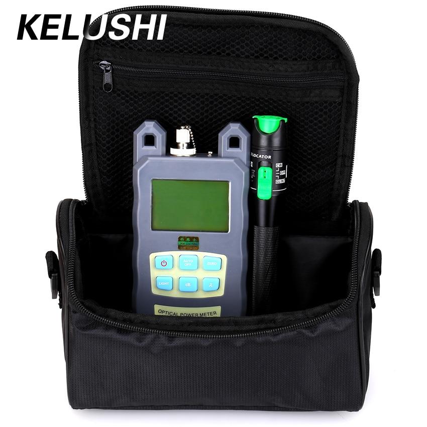 KELUSHI 2 az 1-ben FTTH szálas szerszámkészlet száloptikai - Kommunikációs berendezések - Fénykép 1