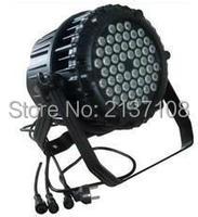 Most Popular DJ Disco Home Party Wedding Stage Projector Light IP65 IP67 Waterproof 3W 54PCS RGB LED Par