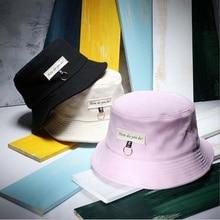 Hombres Panamá algodón % sombreros ¿Cómo está usted letra boonie japonés  sombrero Sad Boy Bob sombrero del cubo panamá Hip Hop m. 38ddb6956e6