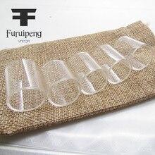 Furuipeng צינור עבור Eleaf מלו 4 D25 החלפת פיירקס זכוכית צינור PK של 5pcs