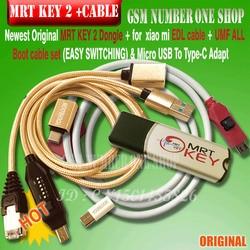 2020 NIEUWE mrt sleutel 2/MRT Dongle 2 key/mrt tool2 DOOS voor unlock ForMeizu Flyme account of verwijderen wachtwoord van Volledig geactiveerd