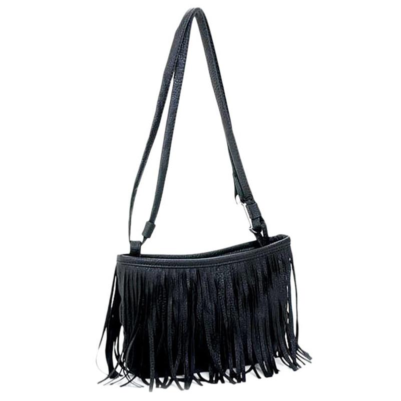 2017 Best Selling Women Bag Fashion Tassel Single Shoulder Bag Luxury Handbags Women Bags Designer Crossbody For Evening Party