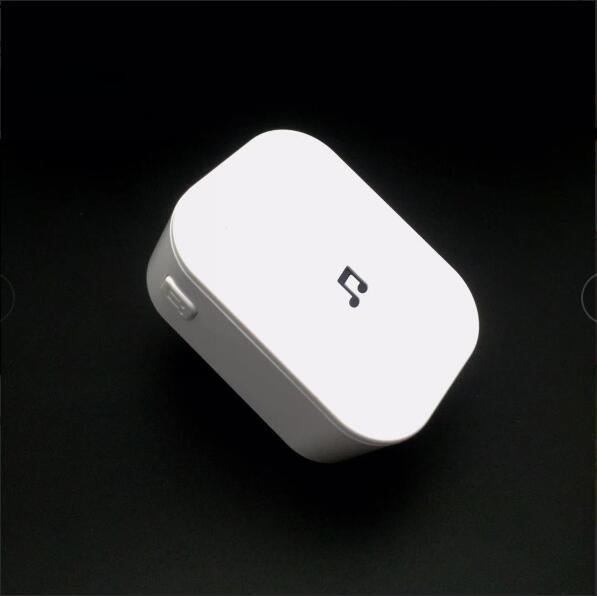 Türsprechstelle Ac 110-220 V Smart Innen Türklingel Drahtlose Wifi Tür Glocke Uns Eu Stecker Tosee App Xsh App Für Keelead M3 D100 Eken V5 äSthetisches Aussehen
