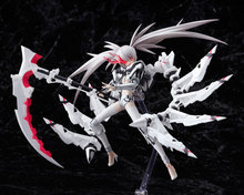 Anime figma SP033 White Rockshooter Black Rockshooter the Game PVC Action Figure Collectible Model Toys