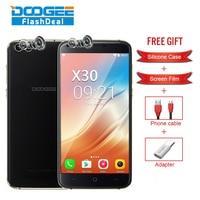DOOGEE X30 5 5 Inch Dual Front Rear Cameras 2GB RAM 16GB ROM MT6580A Octa Core