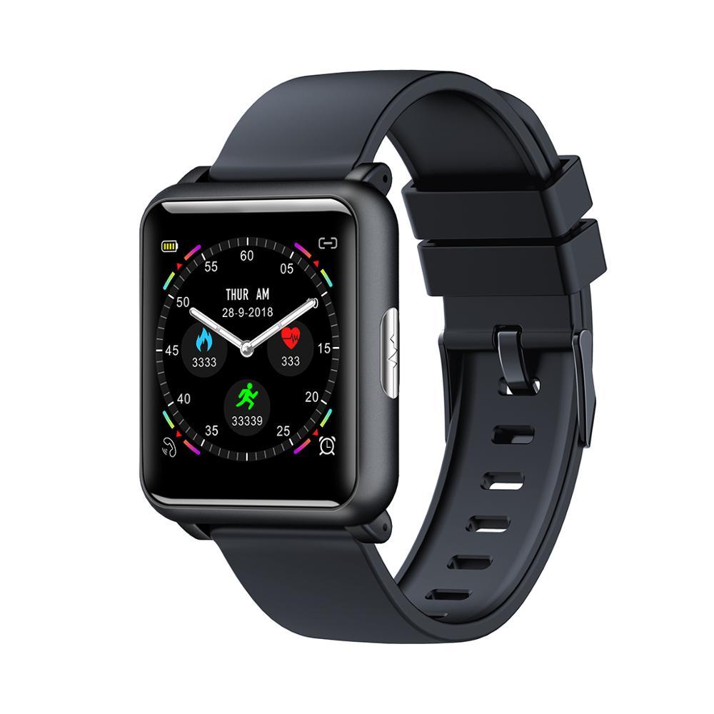 Bakeey H9 1 3 Inch ECG PPG Monitor HR Blood Pressure Smartwatch IP67 Waterproof Sport Modes