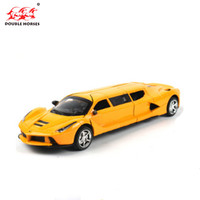 Hot 1 32 Super Lengthen Sports Car Alloy Cars Super Car Pull Back Diecast Model With