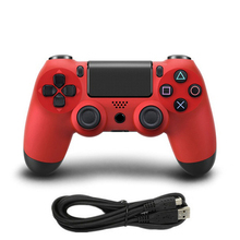 Prime quality USB Wired Controllers for PS4 Sport Controller Vibration Wired Joystick Gamepads for PlayStation four Console PC Players