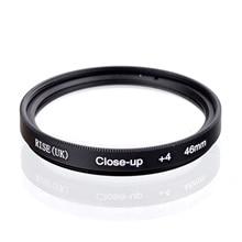 4 46mm-Lens CLOSE-UP-FILTER Macro Digital-Cameras RISE All-Dslr UK