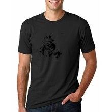 f7290faf8d5 Watchmen Rorschach SıÇRAMAK Resim Lisanslı Yetişkin kısa kollu t-shirt  Baskı Rahat Breaking Bad Baskı