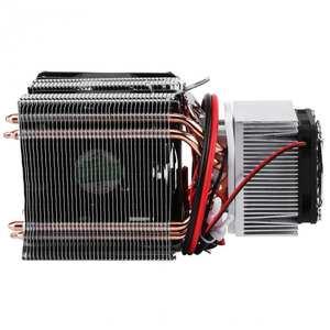 Fridge-Cooler-System Refrigeration Air-Conditioner Peltier Cooling Mini Radiator DIY
