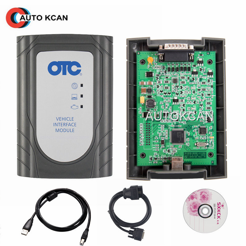 High Quality and Factory Price GTS TIS3 OTC Scanner for To IT3 Latest V14 00 018