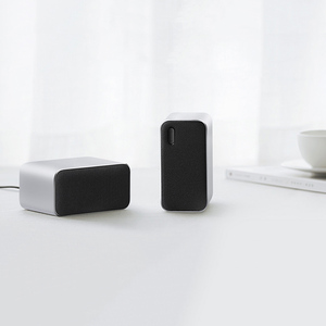Image 5 - Original Xiaomi Bluetooth Computer Speaker Portable Double Bass Stereo Wireless Speaker Bluetooth4.2 Support Voice Call