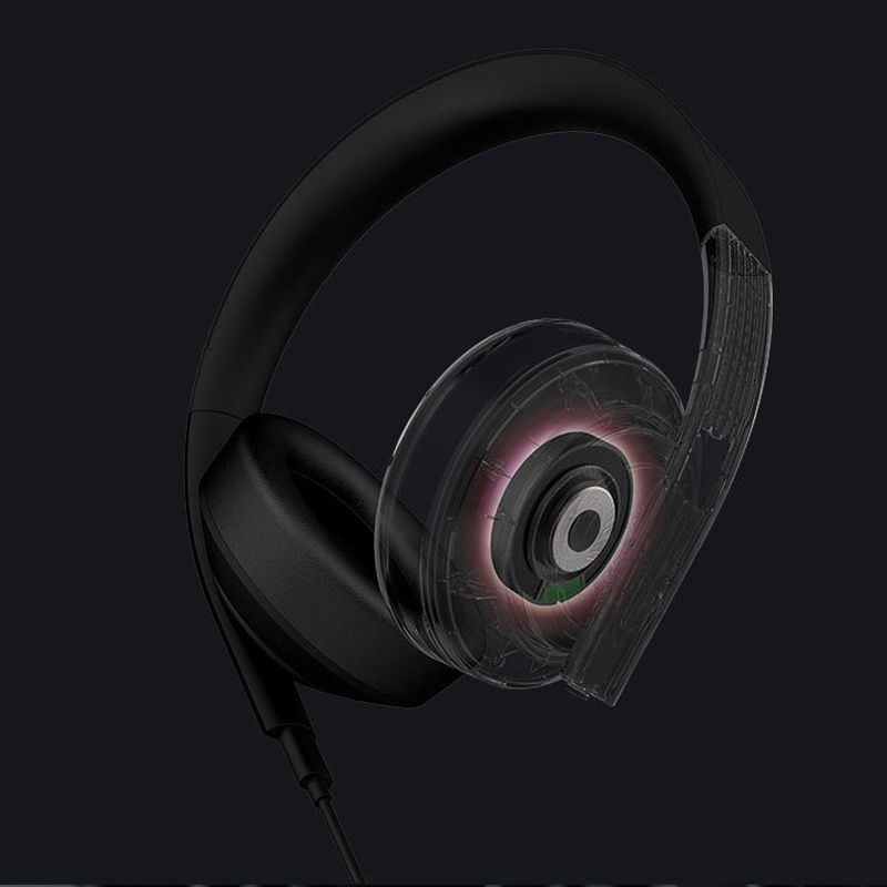 Xiaomi Mi Gaming Headphone 7.1 Virtual Surround Stereo With Backlit Anti noise Headset Stereo Heavy Bass For PC Laptop Phone-in Headphone/Headset from Consumer Electronics    3