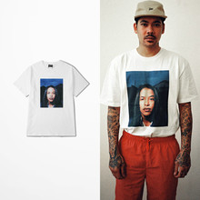 Vintage Japanese Tide Brand Retro T Shirt Man And Women Skateboard Harajuku Team Patta Print Fashion Casual Wear Top Tee