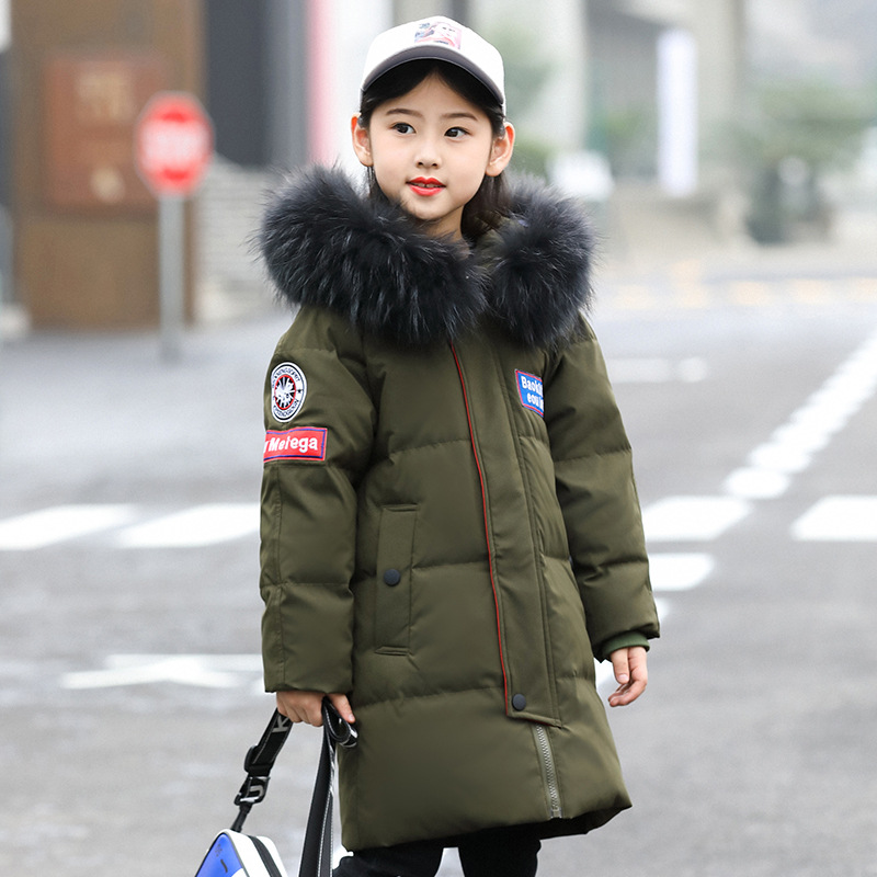 Children Jackets Boys Girls Winter down coat Baby Winter Coat Kids warm outerwear Hooded Coat snowsuit Overcoat Clothes winter jackets for boys warm coat kids clothes snowsuit outerwear