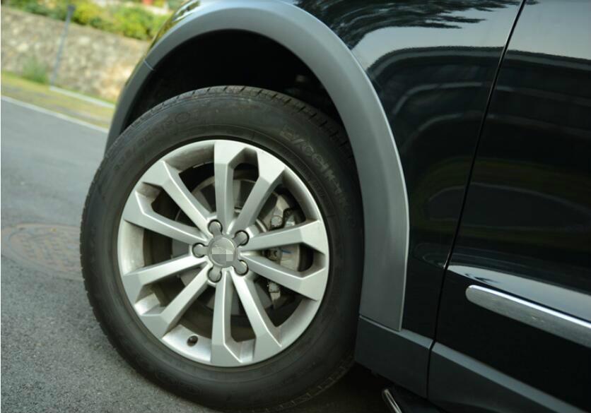 Za Audi Q5 2010 2011 2012 2013 2014 2015 Fender Flare Wheel - Dodatki za notranjost avtomobila - Fotografija 6