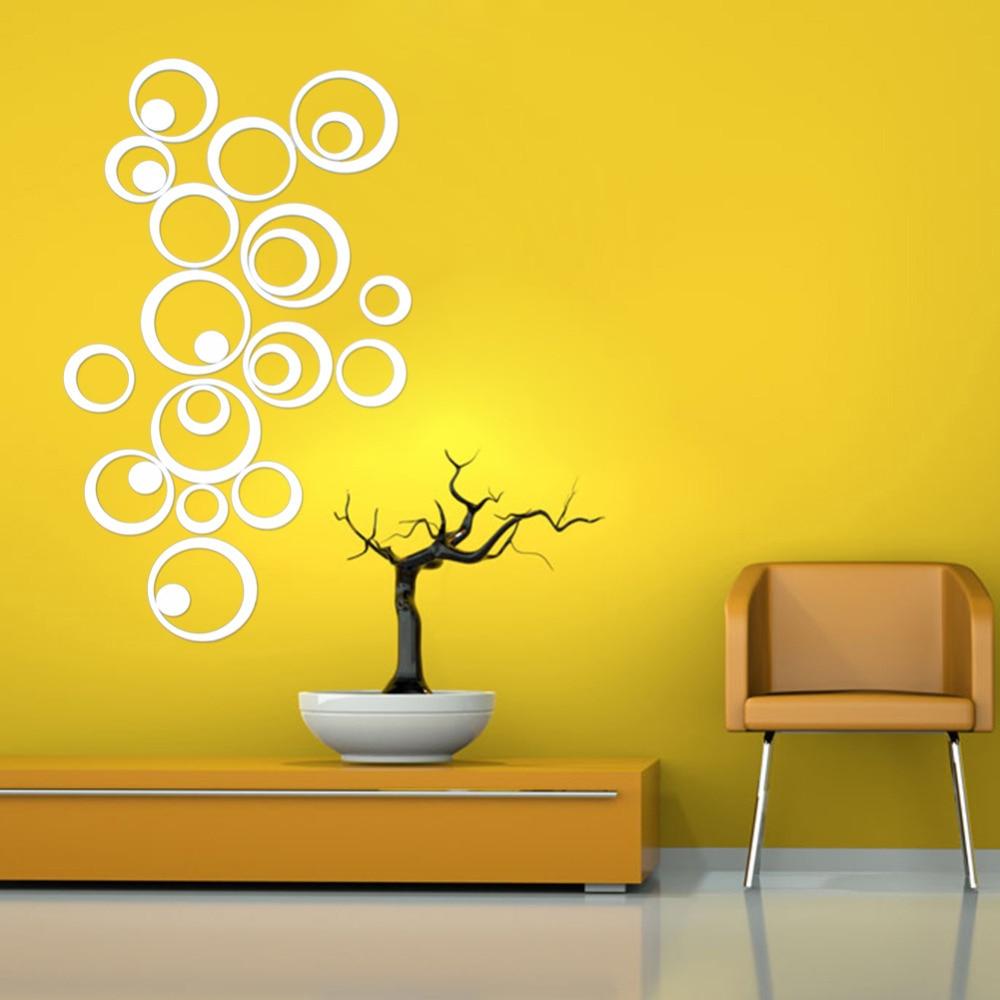 Exelent Circle Wall Decor Ideas Sketch - Wall Art Collections ...