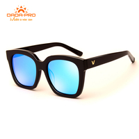 Dada Pro Brand Designer Polarized V Korea Dreamer Sun Glasses Vintage Luxury Mass Gentle Men Sunglasses