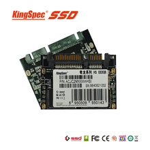 ACJC2M128HS KingSpec Module 1.8 inch Half Slim SSD 128GB Solid state hard disk for laptop with SATA II/III 7+15 pin interface