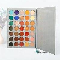 New 35 Colors/1 Hộp Renaissance Eye Shadow Mỹ Phẩm Shimmer Matte Eyeshadow Palette Món Quà Tốt Nhất Powder Eye Shadow Palette