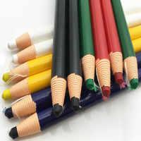 12 pièces/ensemble de crayon couleur mignon bonbon couleur décapage marque graisse crayon papier rouleau crayon école bureau art fournitures
