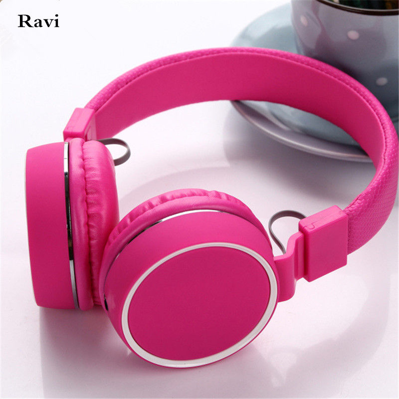 Ravi Tv10 Wired Gaming Headset Deep Bass Game Earphone Computer headphones with microphone headphones for computer pc
