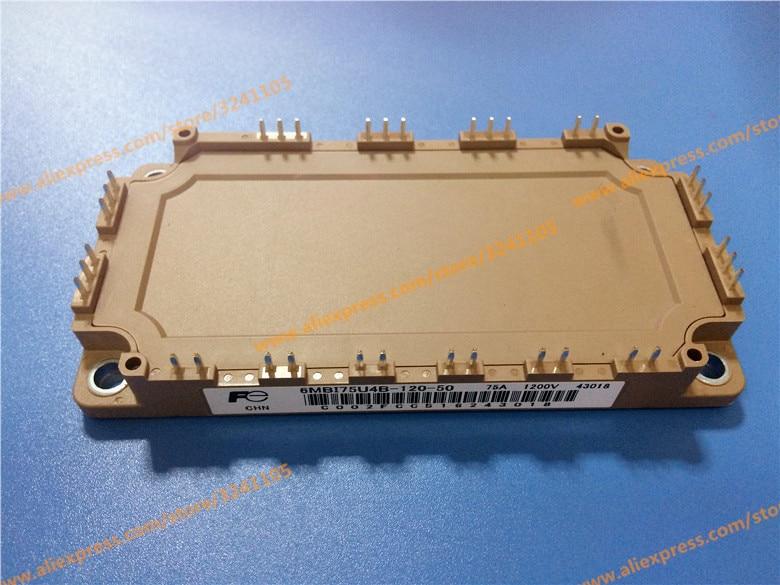 Free shipping NEW 6MBI75U4B-120-50 6MBI75U4B120-50 MODULE free shipping new 2mbi600vn 120 50 module