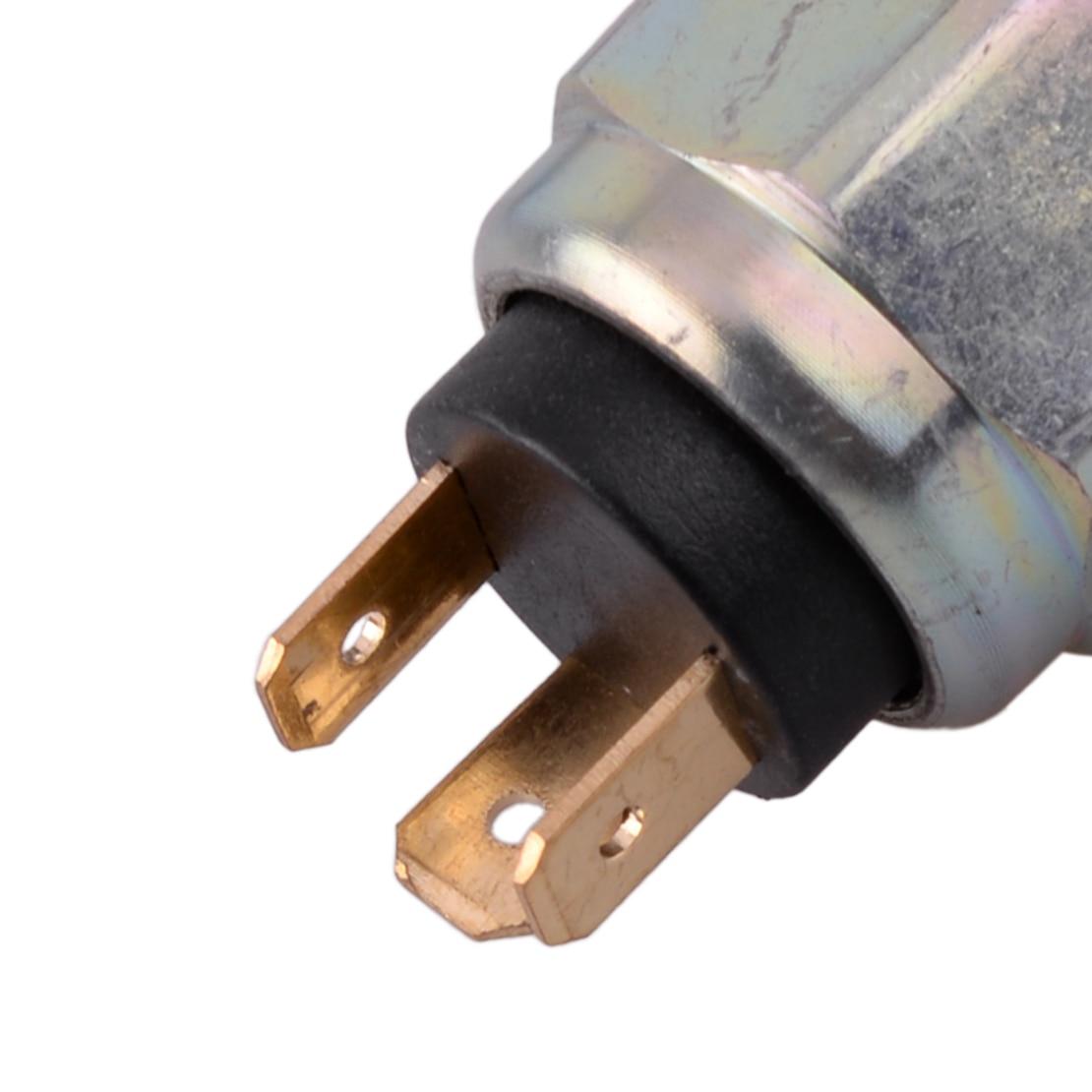DWCX Car 3 Pins Brake Light Switch 113945515G / SLS-87 / 340038A Fit for VW Bus Beetle Fastback Squareback Thing Transporter