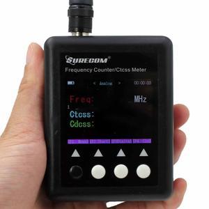 Image 3 - ความถี่SURECOM SF 401 Plusความถี่ความถี่27Mhz 3000Mhzวิทยุแบบพกพาความถี่ด้วยCTCCSS/DCSถอดรหัส