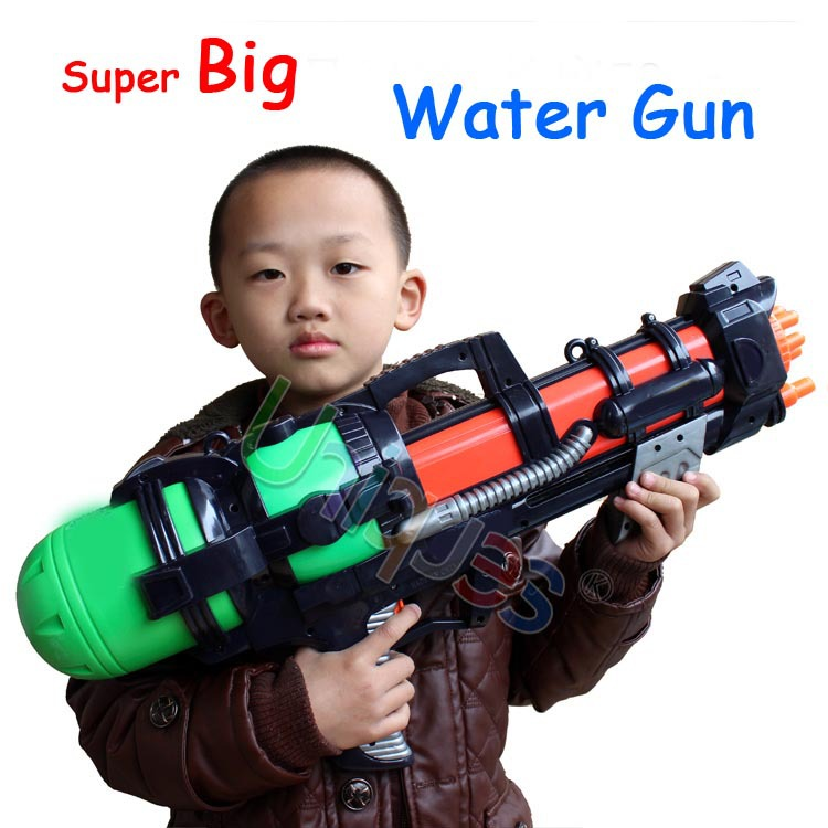 Big Toy Water Gun Nerf Pistol Inflatable Pressure Gun Outdoor Fun & Sports  Summer Shooting Squirt Water Bullet Plastic Toys Nerf-in Toy Guns from Toys  ...