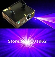 Free Shipping 100mW 405nm Violet Laser Light Stage Party Disco Lighting