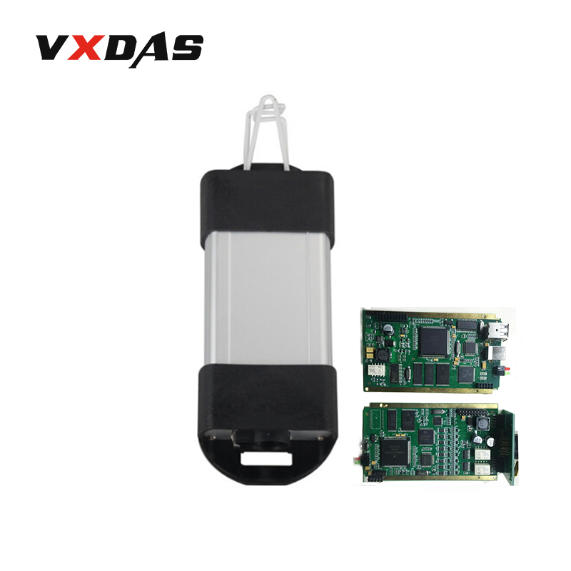 2016 Wholesale For Renault Can Clip V160 Professional Auto Diagnostic Tool Multi-language Interface Can Clip Scanner for Renault