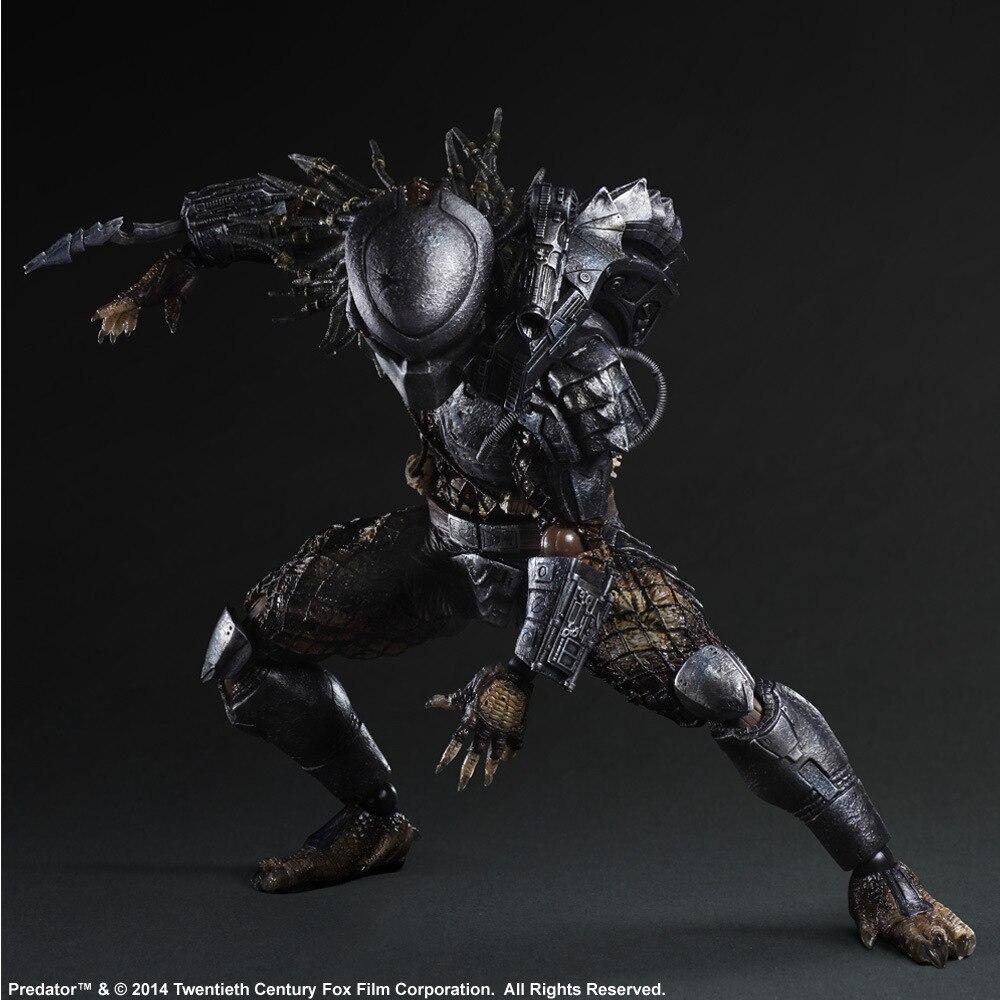Kai Alien Vs Predator Action Figure | 27cm
