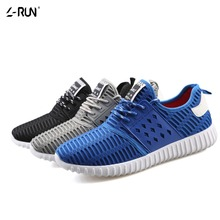 2016 New Men Casual Shoes Footwear Leisure Flat Men's Breathable Lace Up Brand Casual Shoes For Adults Soft Shoes