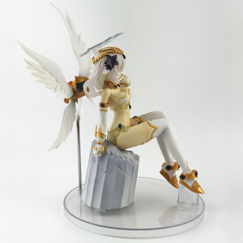 Noire neptunia 20cm Hyperdimension neptunia blanc anime figure Black Heart figures toy Japanese Anime Action Toy Figures Model   1