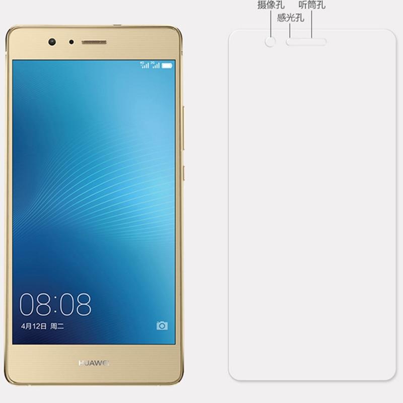 Huawei P9 Lite Tempered Glass üçün 2.5D 9H 0.3mm mükafatlı - Cib telefonu aksesuarları və hissələri - Fotoqrafiya 4