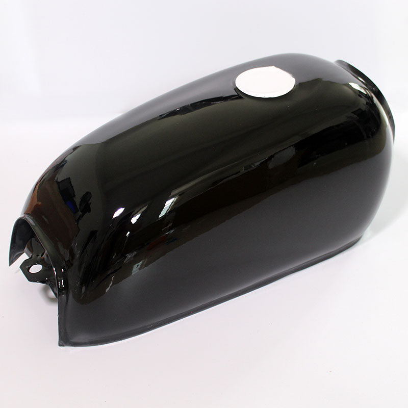 Image 4 - Universal Black Motorcycle 6L Gal Capacity Fuel Tank Dominator Gas For Retro Cafe Racer Tank  Honda Jialing70-in Fuel Tank from Automobiles & Motorcycles