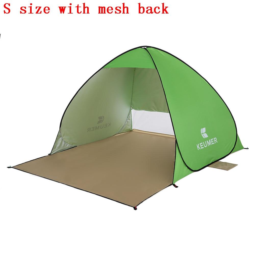Green S mesh