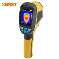 2018 Hot Seller HT 02D Handheld IR Thermal Imaging Camera Digital Display Infrared Image Resolution 32