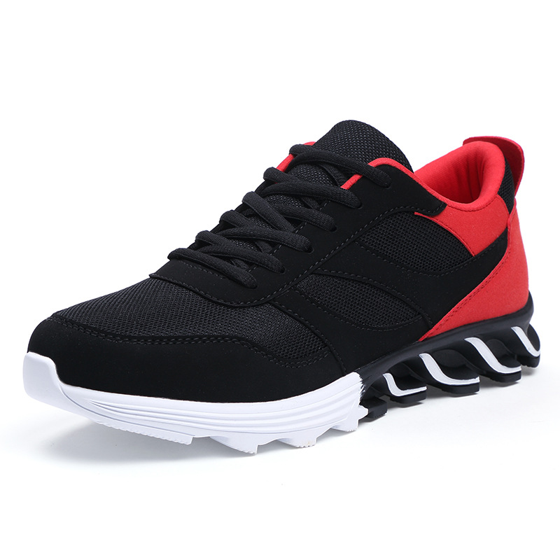 New Arrival Male Athletic Shoe Breathable Non Slip Wear Resistance Krasovki Zapatilla Trekking Jogging Ourdoor Sport Sneakers dali sub k 14 f black