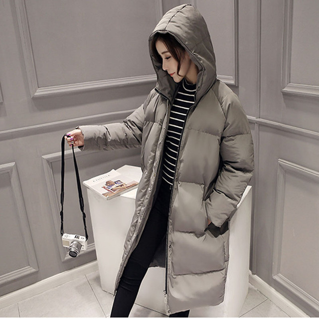Ladies Lightweight Parka