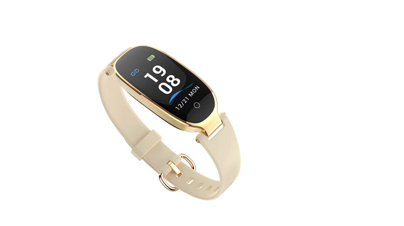S3 Plus Smart Watch Color Screen Waterproof Women smart band Heart Rate Monitor Smartwatch relogio inteligente For Android IOS