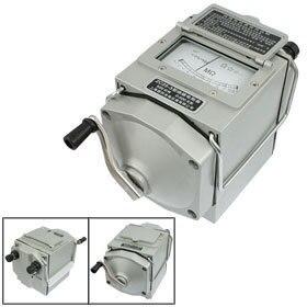 Insulation Megohm Tester Resistance Meter Megger Megohmmeter ZC25-3 free shipping