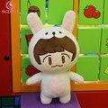 [SGDOLL] corea del Kpop EXO Planet #2 Peluche Chanyeol Chen Kai Suho XOXO Sehun HACER BaekHyun Stuffed Dolls Fans de Regalo 16041613-A