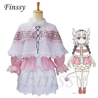 Miss Kobayashi S Dragon Maid Kanna Kamui Cosplay Costume For Women Kobayashi San Chi No Maid