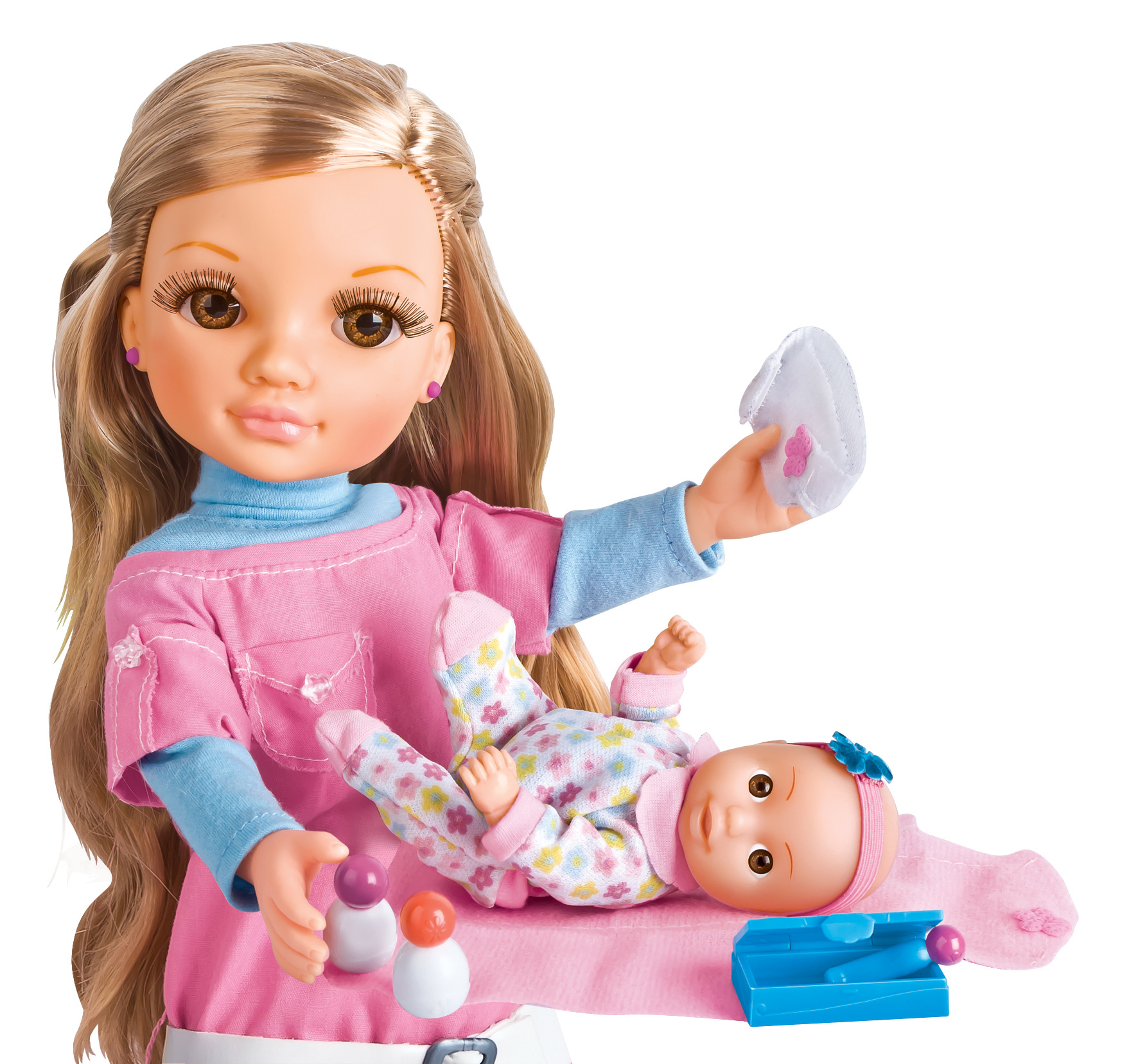 43cm Girls Princess Baby Dolls Kid s Play Toys Mommy Doll with A