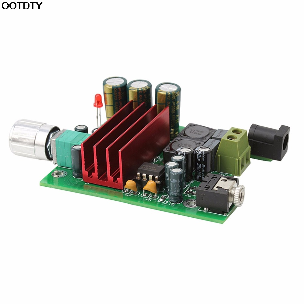 TPA3116D2 Subwoofer Digital Power Amplifier 100W AMP Board Audio Module #L060# new hot купить